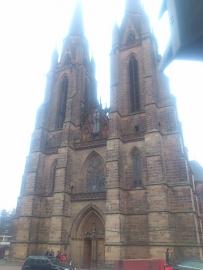 エリザベート教会。