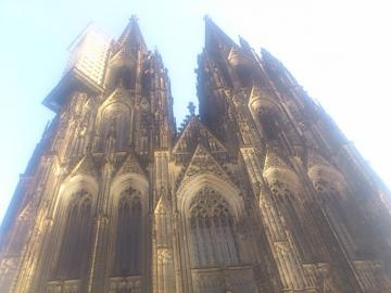 ケルン大聖堂。