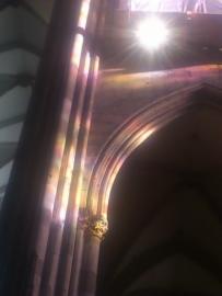 ケルン大聖堂の円柱