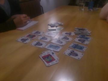 ドイツ独特のカードゲーム。