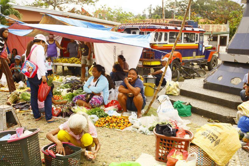 バンギ bangi market