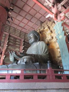 奈良 大仏