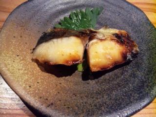 辨慶 焼き魚