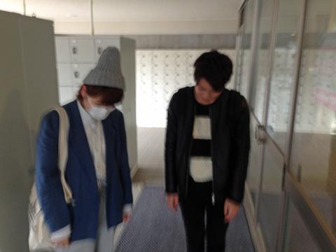 2016年3月7日 最後の登校日①