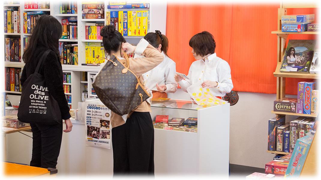 アルバイト業務イメージ写真-w1070