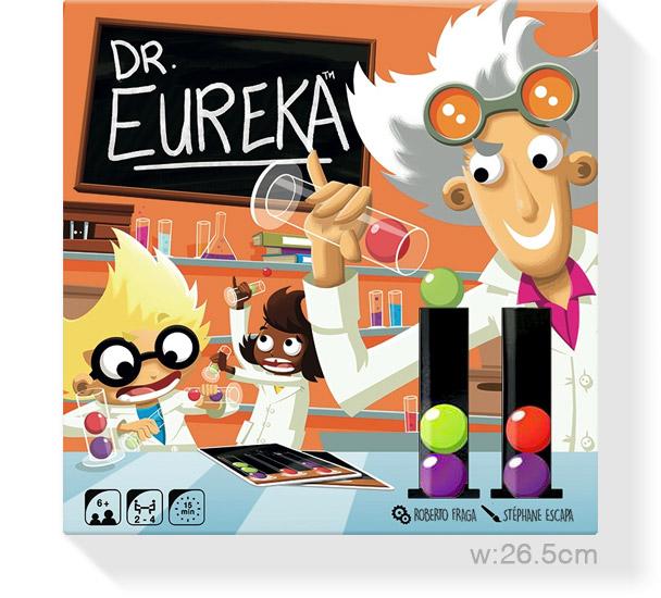 ドクターエウレカ:箱
