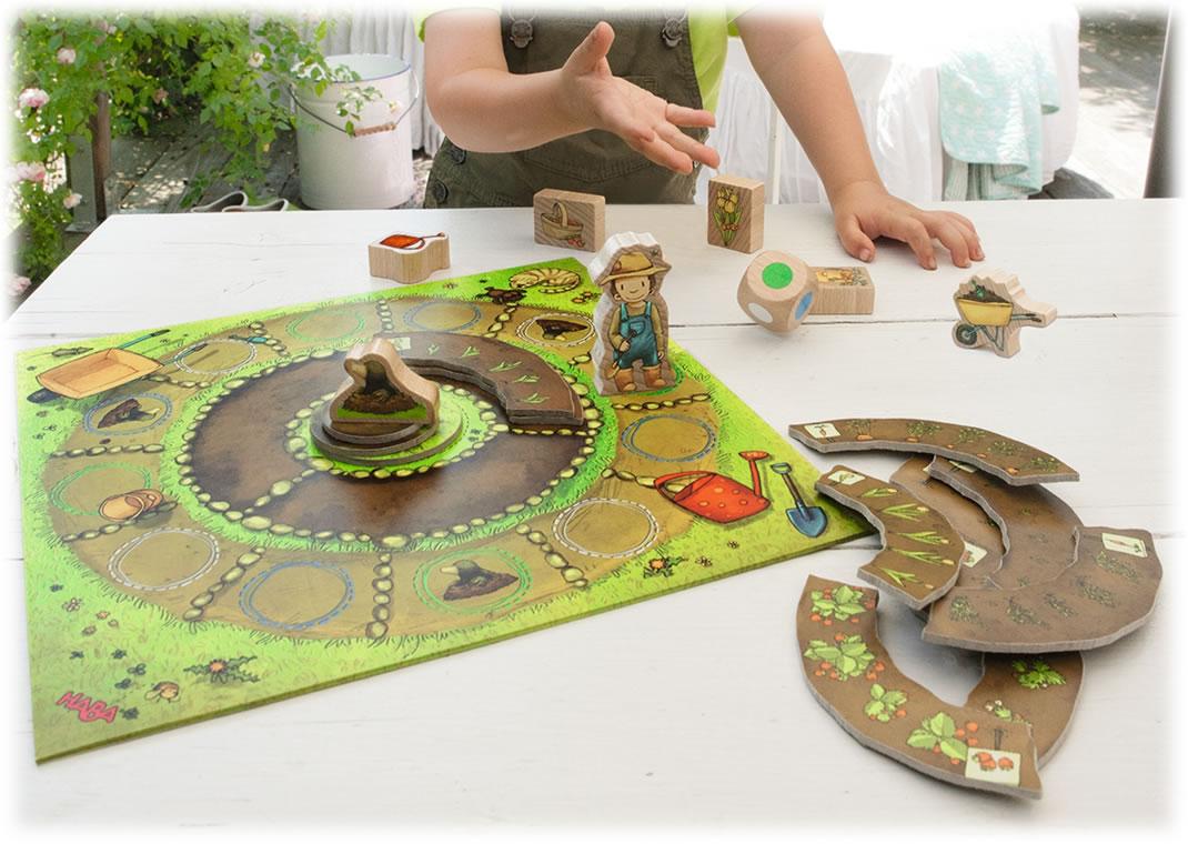 マイファーストゲーム・小さな畑:遊戯中