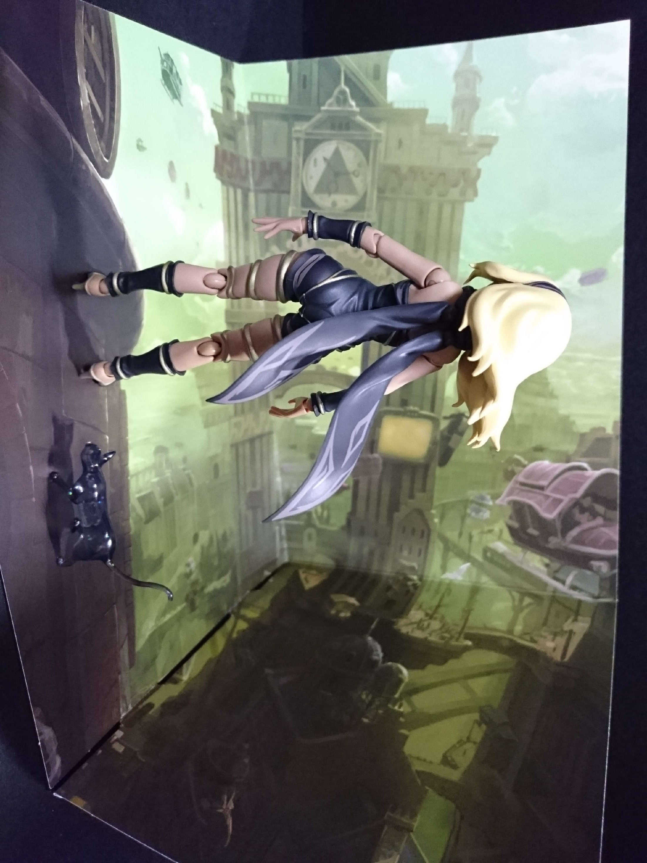 Gravity Daze PS4figma4