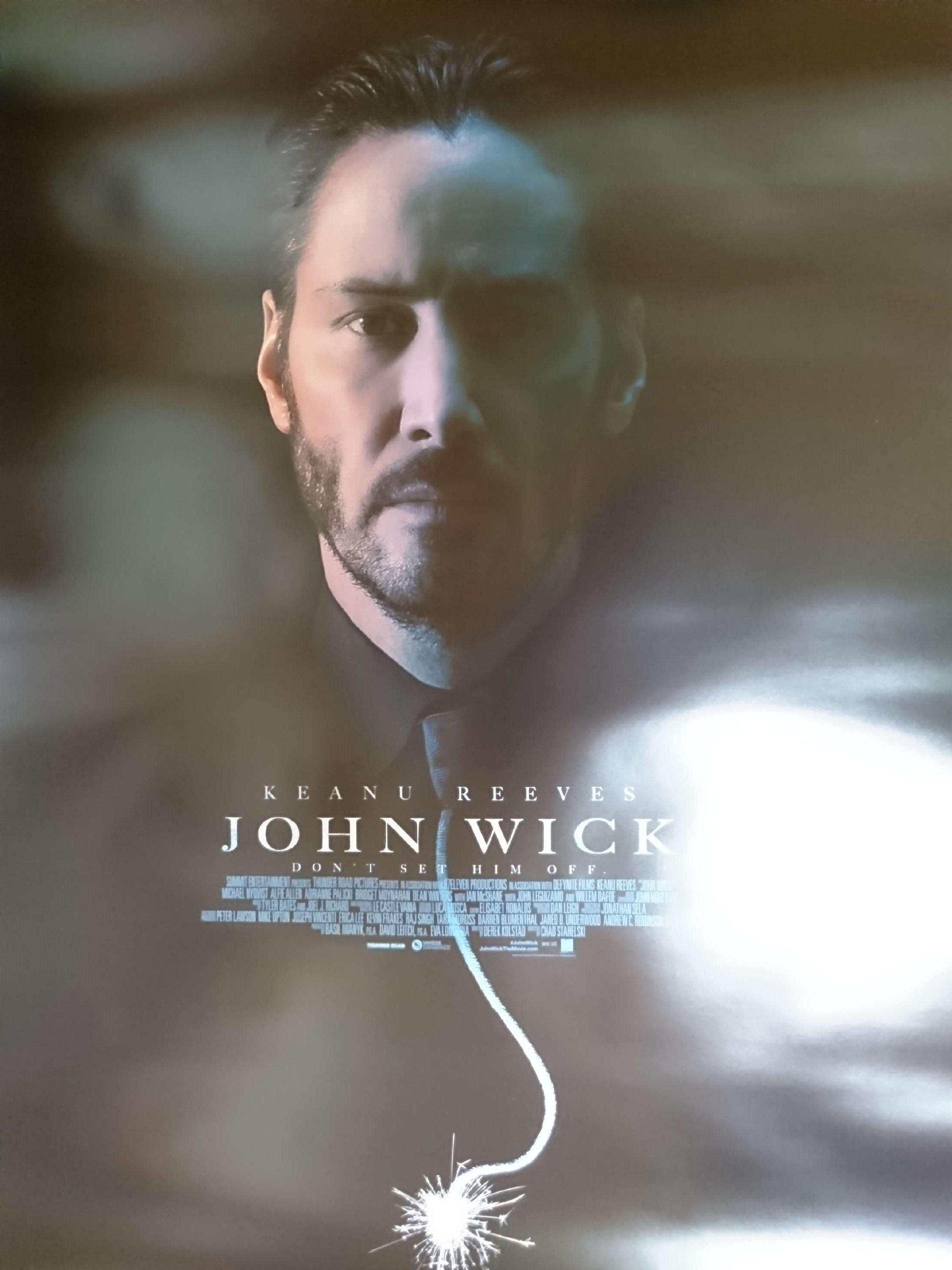 John Wickポスター