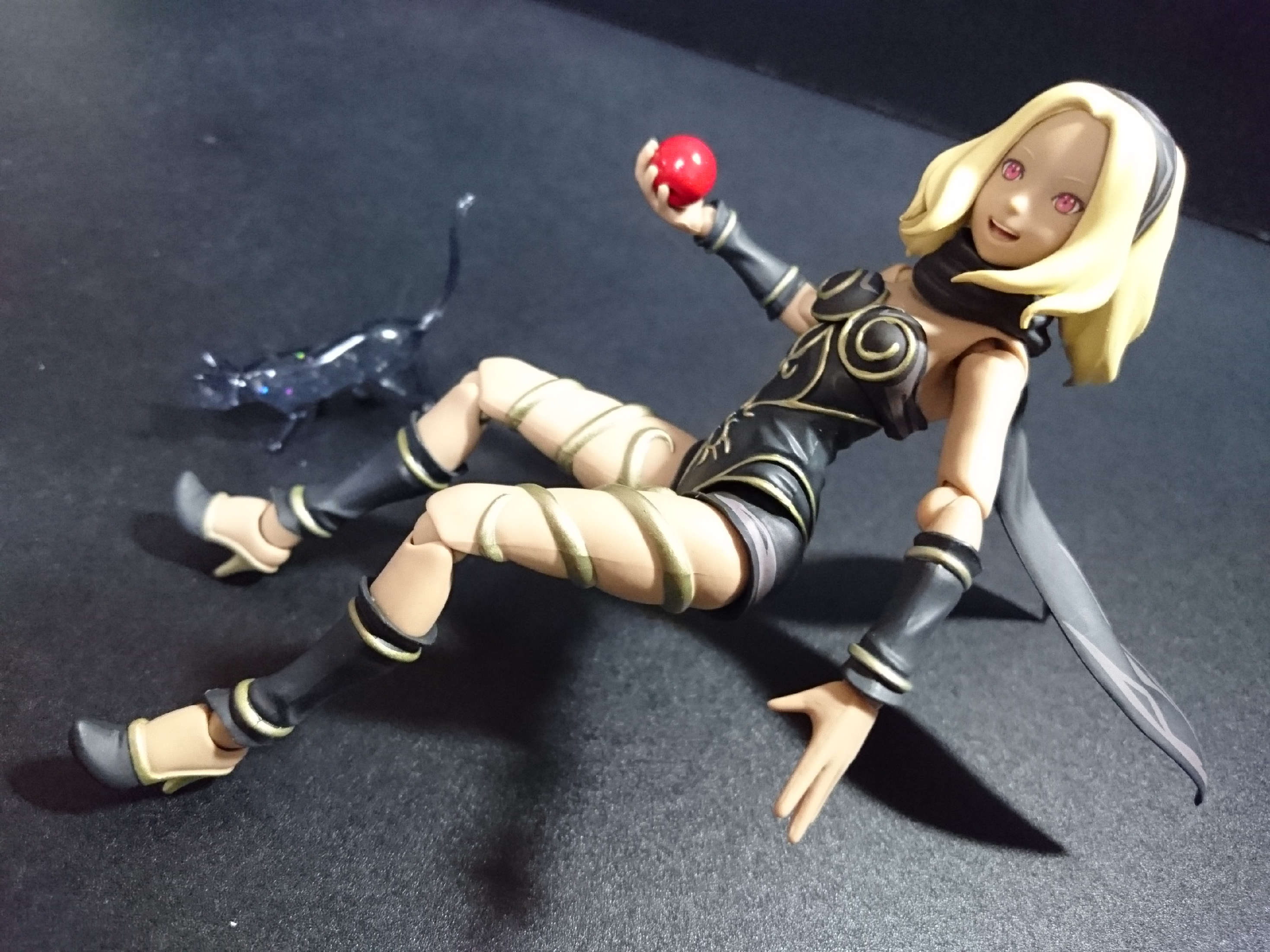 Gravity Daze PS4figma全部