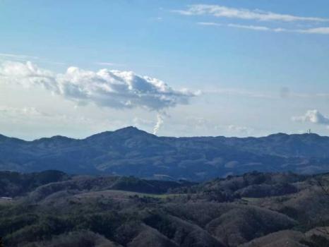 日立の山「神峰山」