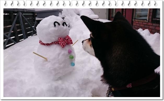 雪だるま⑤