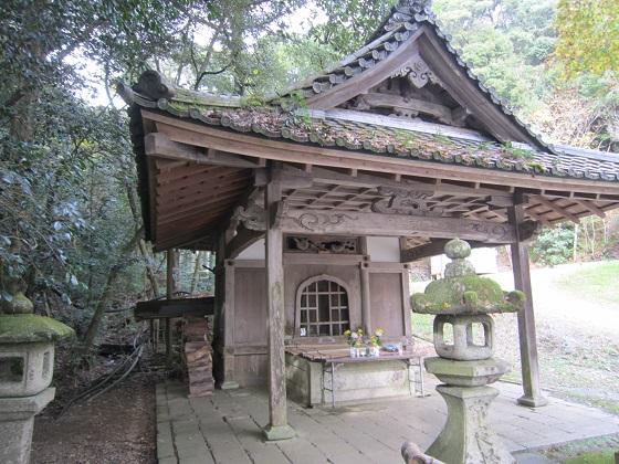 大雲寺 閼伽井