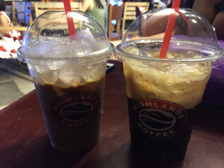 ハイランドコーヒー