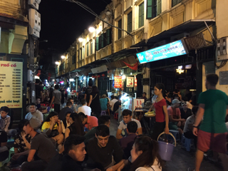 旧市街の夜再訪