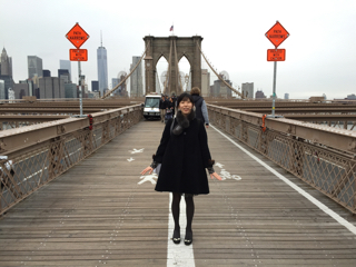 Brooklyn Bridge (ブルックリン橋)①
