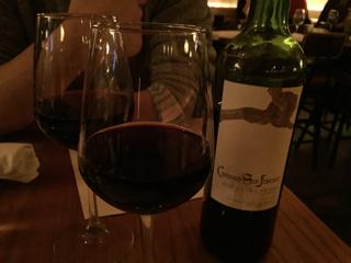 赤ワイン(Con. Roble)