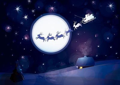 サンタの夜