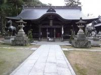 徳島 一宮神社