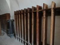 テレジーン囚人用荷物置き場