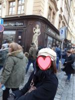 プラハの美女