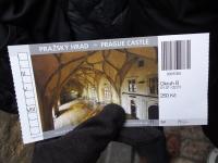 プラハ城チケット