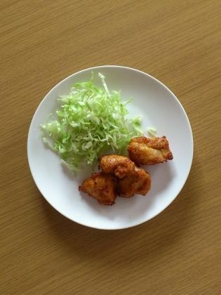 鶏ムネ唐揚げ