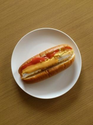 イカフライ&明太子チェダーチーズドッグ12
