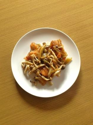 鮭バター醤油1