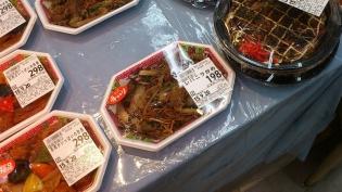 レバニラ炒めドッグ2