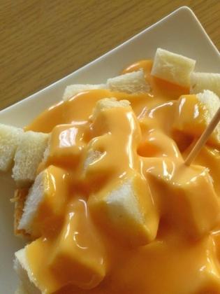食パンとチーズ1