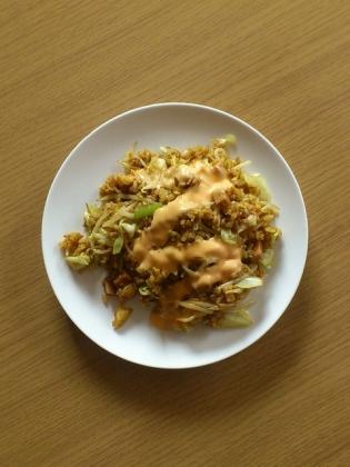 カレーチャーハン&チーズご飯100g