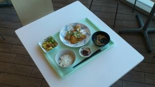 OWL,B定食白身魚のあんかけ香味野菜のせ5