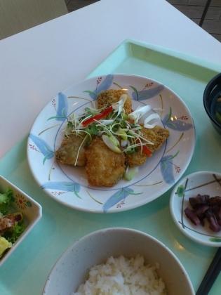 OWL,B定食白身魚のあんかけ香味野菜のせ6