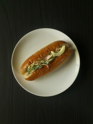 サラダドッグ