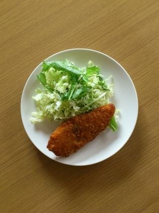 ササミ紫蘇カツ、業務用スーパー冷凍