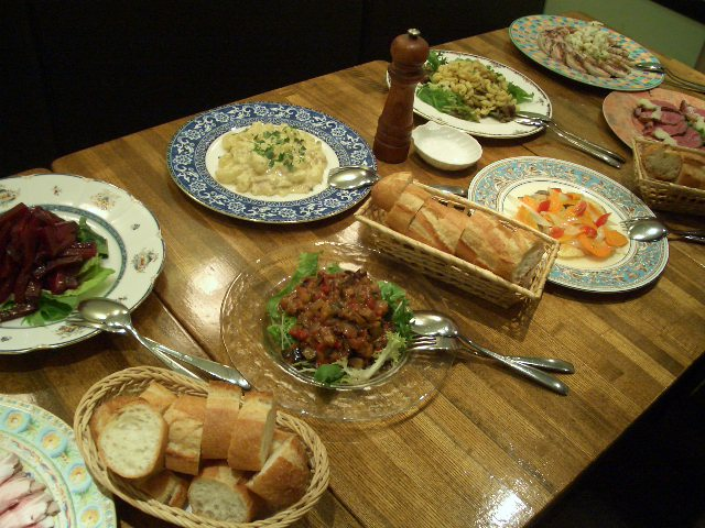 パーティー料理 166