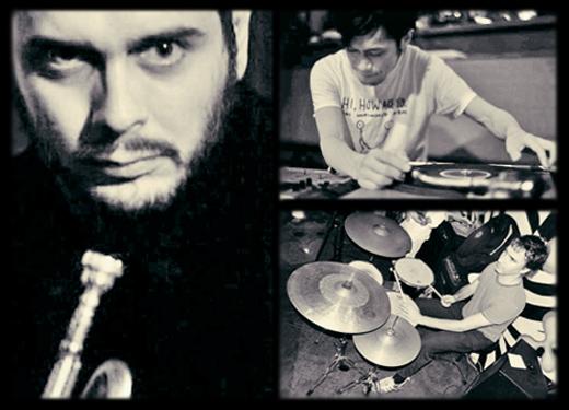 Jerome Fouquet / Naoya Murata / Darren Moore Trio