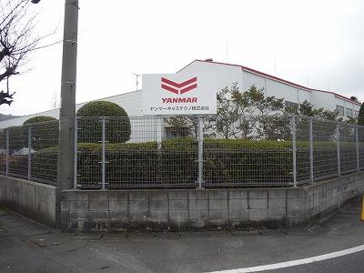 アルミ工場改修後
