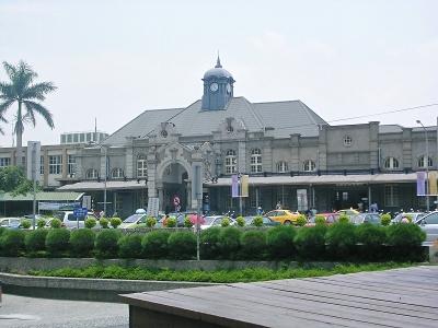台湾 新竹駅