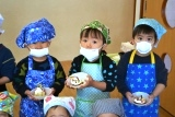ケーキつくり (3)
