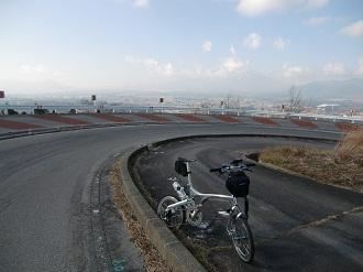 富士山見えぬ
