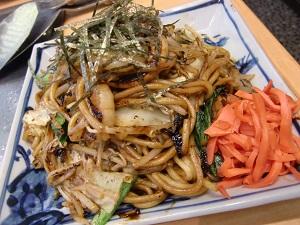海老名焼蕎麦