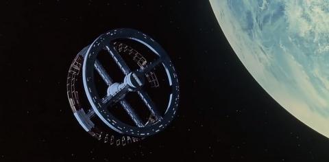 記憶とはだいぶ違っていた「2001年宇宙の旅」