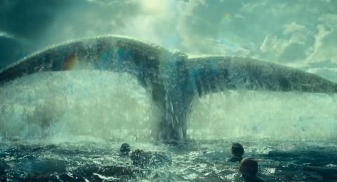とても疲れる映画「白鯨との闘い」