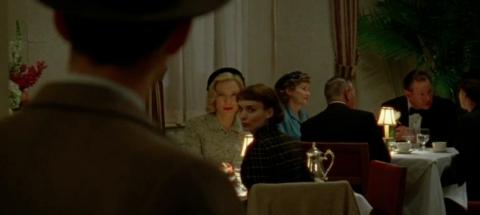 久しぶりの美しい映画「キャロル」