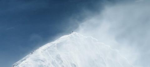 エベレストは危険なところだとよくわかる「エベレスト3D」