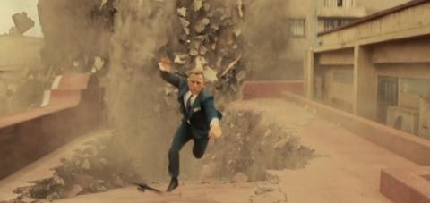 これまでのシリーズがつながる「007 スペクター」
