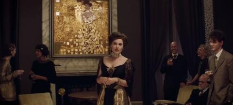 クリムトの絵がアメリカに渡った顛末、映画「黄金のアデーレ」