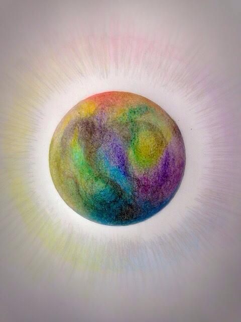 魚座の日食